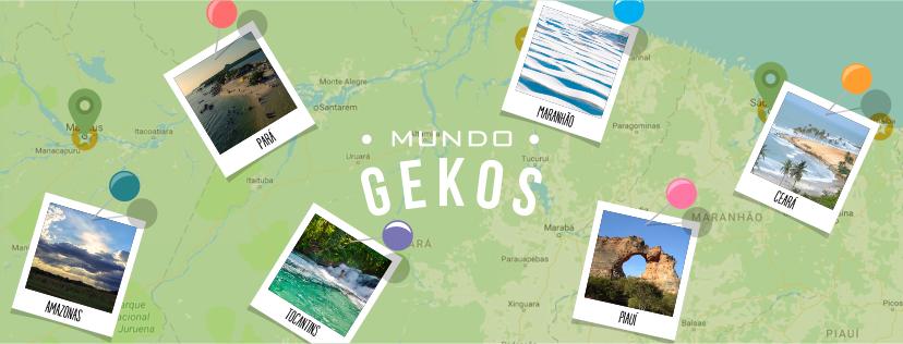 Mapa Mundo Gekos