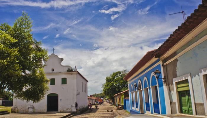Centro de Alcântara, Maranhão 004 - Mundo Gekos Receptivo