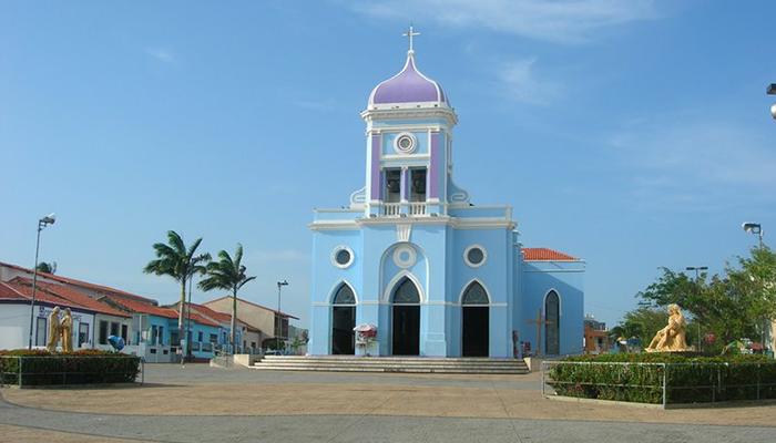 Igreja Matriz de São José de Ribamar, Maranhão - Mundo Gekos Receptivo
