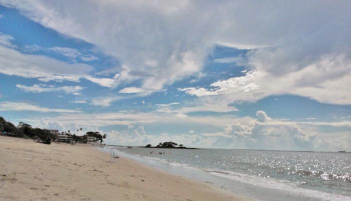 Praia do Murubira, Mosqueiro, Pará - Mundo Gekos Receptivo