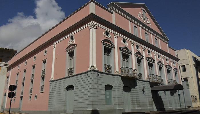 Teatro Arthur Azevedo, São Luís, Maranhão - Mundo Gekos Receptivo