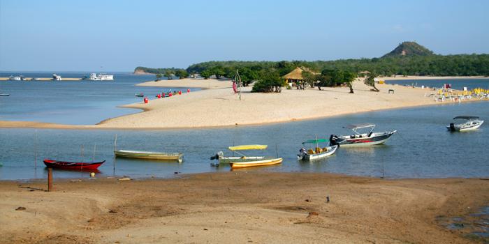 Praia de Alter do Chão, Santarém, Pará 002 - Mundo Gekos Receptivo