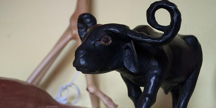 Escultura Búfalo, Marajó, Pará 001 - Mundo Gekos Receptivo