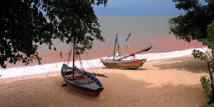 Praia do Pesqueiro, Soure, Ilha de Marajó, Pará 001 - Mundo Gekos Receptivo