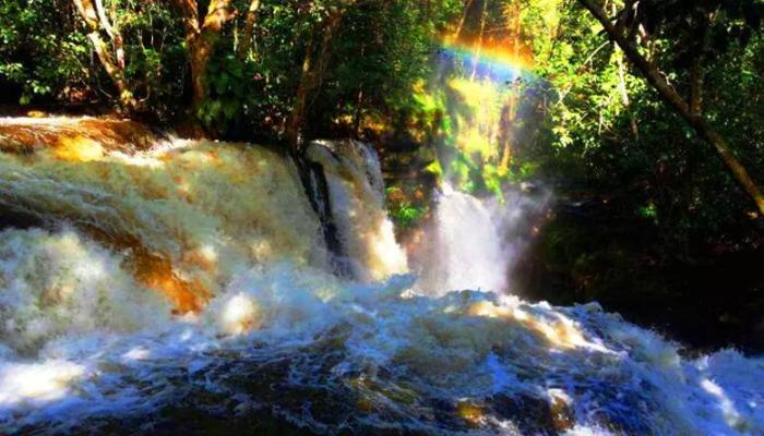 Cachoeira Santuário, Presidente Figueiredo, Amazonas - Mundo Gekos Receptivo 001