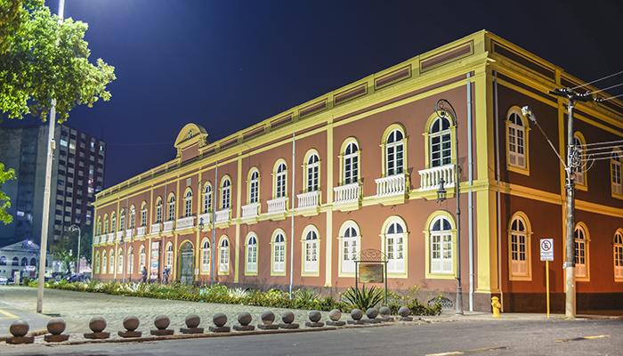 Palacete Provincial, Manaus, Amazonas 003 - Mundo Gekos Receptivo