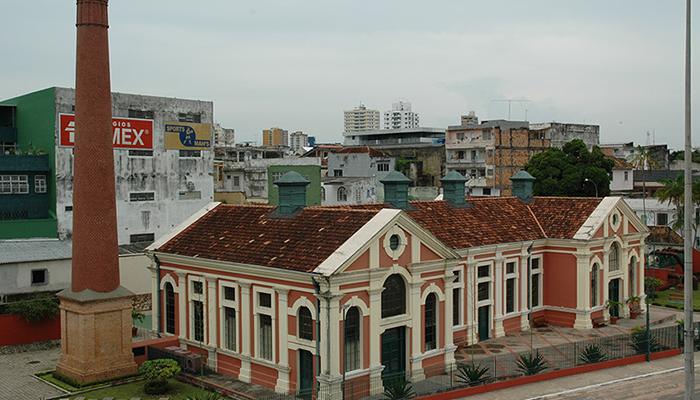 Usina Chaminé, Manaus, Amazonas - Mundo Gekos Receptivo