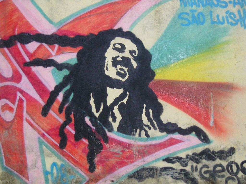 Bob Marley São Luís Maranhão