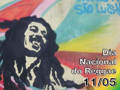 Bob Marley São Luís Maranhão Mundo Gekos Receptivo
