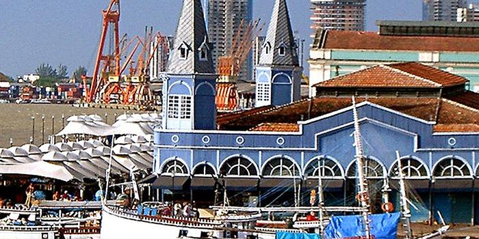 Mercado do Ver-o-Peso, Belém, Pará 003 - Mundo Gekos Receptivo