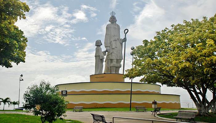 Estátua de São José de Ribamar, Maranhão 003 - Mundo Gekos Receptivo