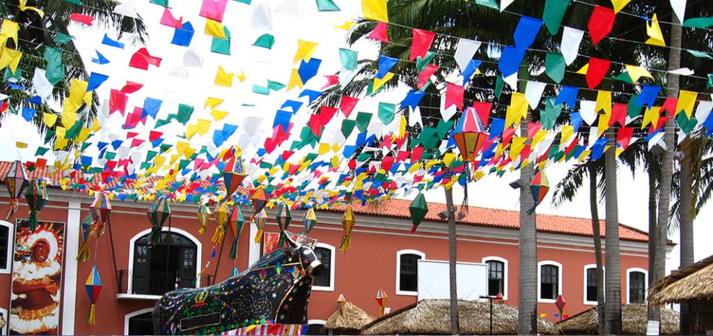 Bumba Meu Boi em São Luís, Maranhão 002 - Mundo Gekos Receptivo