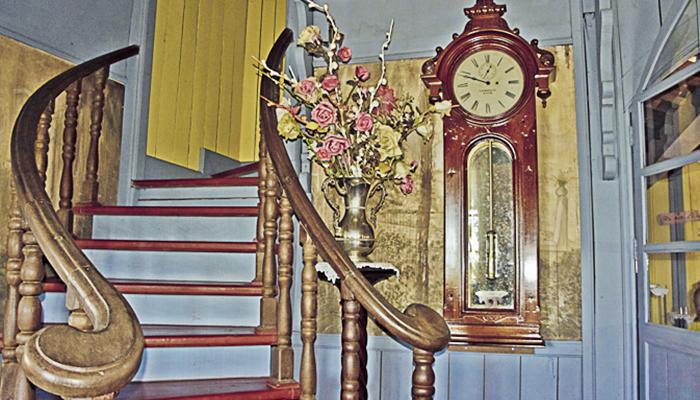 Escadaria do Museu do Seringal, Amazonas 001 - Mundo Gekos Receptivo